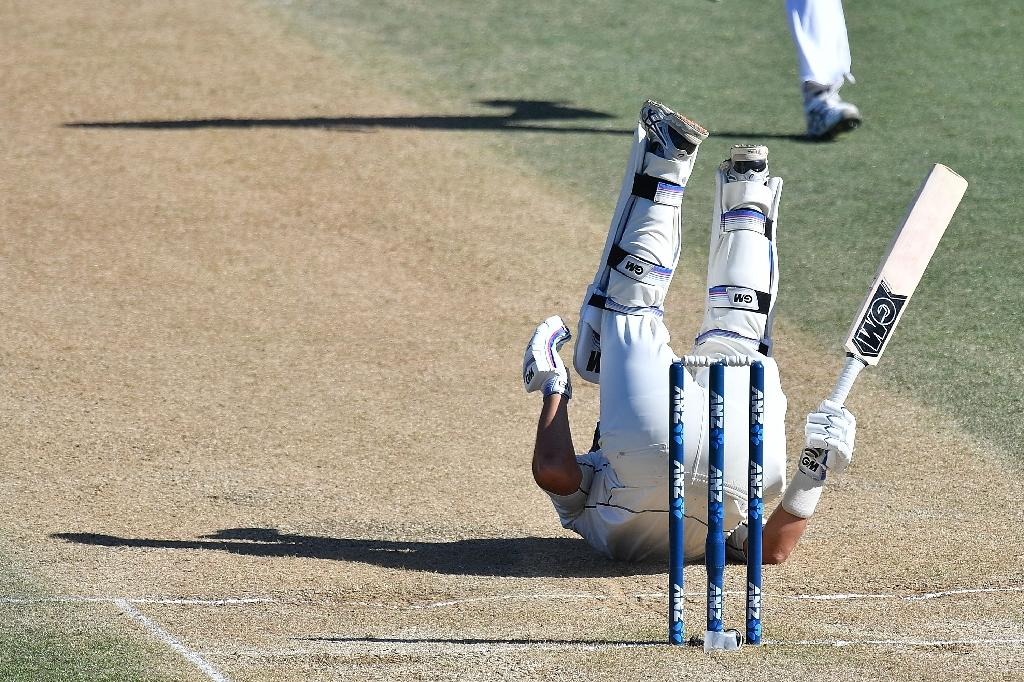 Williamson fires New Zealand to stunning Test win over Bangladesh