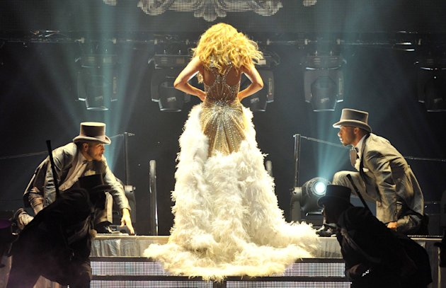 Jennifer Lopezperforms live at the O2 Arena.London, England - 22.10.12Mandatory Credit: Daniel Deme / WENN.com