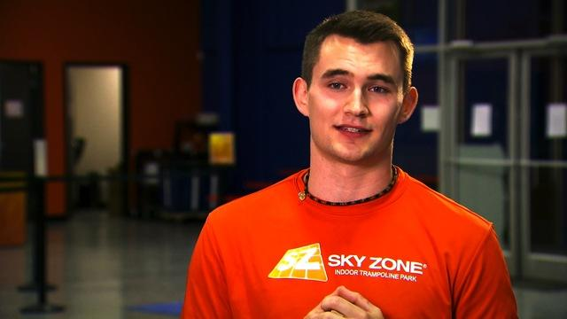 Undercover Boss - The Sky Zone Boss Referees a Dodge Ball Game