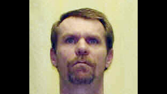 FILE - This undated file photo provided by the Ohio Department of Rehabilitation and Corrections shows Steven Smith. The Ohio Parole Board on Wednesday, April 10, 2013 rejected a plea for mercy by Smith, who says he intended to rape his girlfriend's 6-month-old daughter but not to kill her. The board recommended unanimously that Gov. John Kasich allow the execution of Steven Smith to proceed next month. The board said some arguments for sparing Smith, such as his turbulent childhood, were far outweighed by the nature of the crime.  (AP Photo/Ohio Department of Rehabilitation and Corrections)