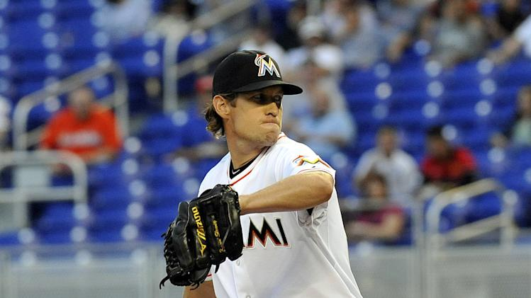 MLB: Chicago Cubs at Miami Marlins