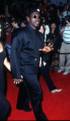 Wesley Snipes at the Westwood premiere of Twister