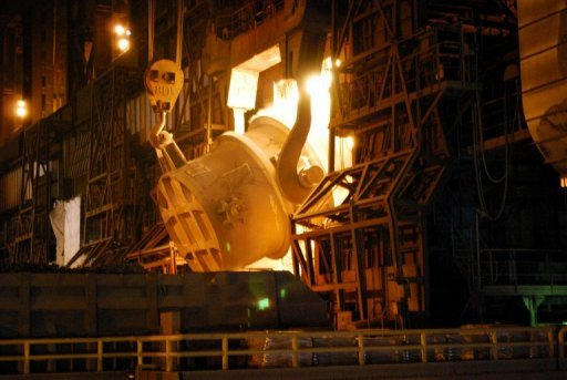 &lt;p&gt;A converter process of Nippon Steel&#39;s Kimitsu iron mill plant at Kimitsu city in Chiba prefecture, suburban Tokyo. Two of Japan&#39;s biggest steelmakers will formally merge on Monday, creating the world&#39;s second largest firm in the sector as they look to outpace their Chinese and South Korean rivals.&lt;/p&gt;