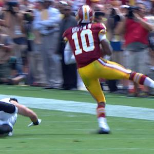 Aditi Kinkhabwala: RGIII did not fracture ankle