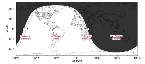 Lackluster Lunar Eclipse: Full Moon Dips In Earth's Shadow Tonight