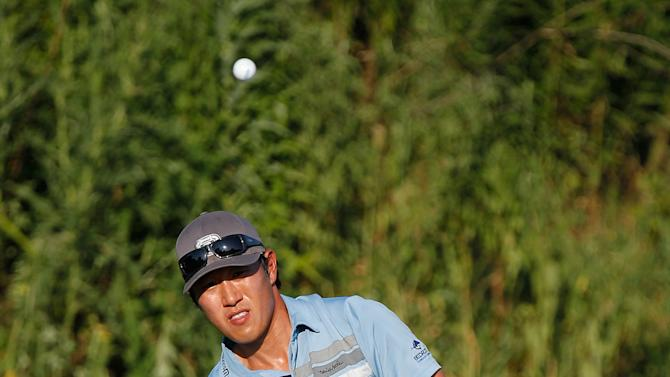 United Leasing Championship at Victoria National Golf Club - Round One