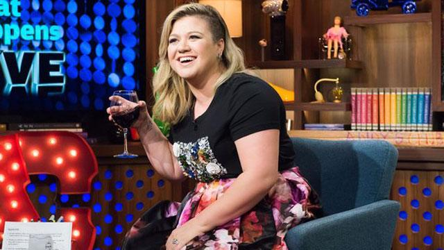 Kelly Clarkson Denies Calling Miley Cyrus a 'Pitchy Stripper,' Admits to Dating Justin Guarini