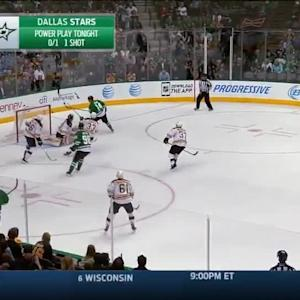 Boston Bruins at Dallas Stars - 01/20/2015