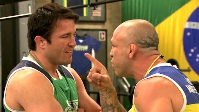 Chael Sonnen vs. Wanderlei Silva Not Yet Signed