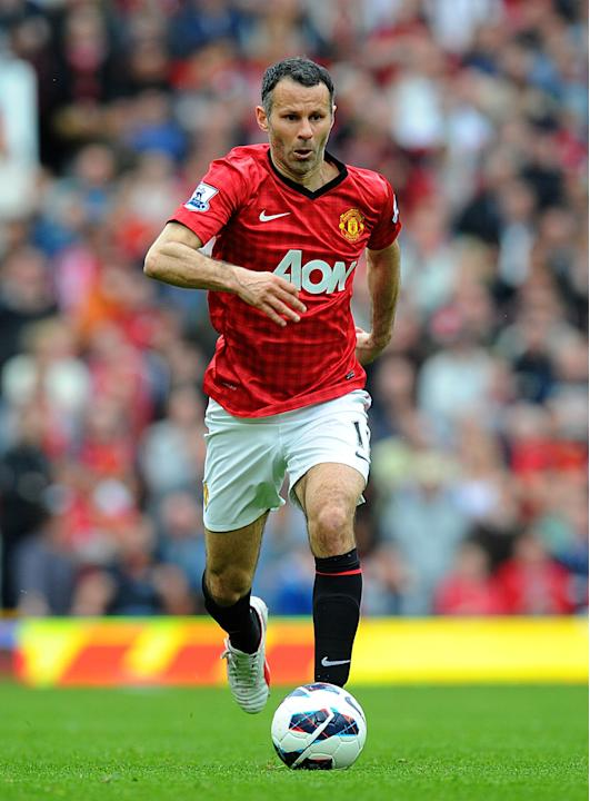 Soccer - Ryan Giggs File Photo