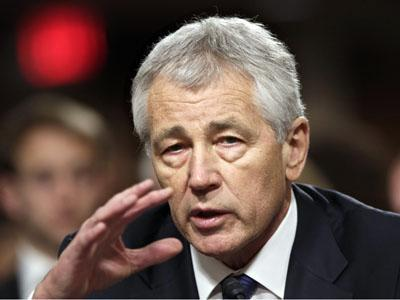 Reid: Republicans Look to Block Hagel