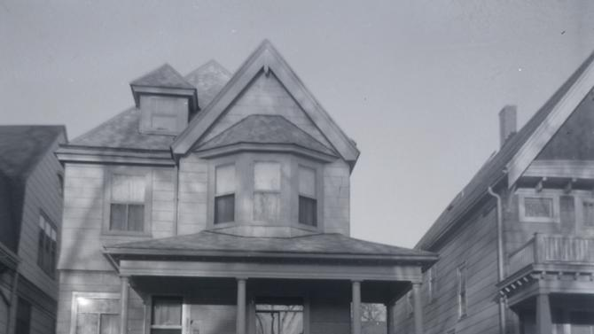 This undated family photo shows the home of Donna Willing. Donna was raped and strangled in 1970. Police have identified Donna Willing's childhood neighbor as the alleged killer: 73-year-old Robert Hill. He's been in prison for other sexual assaults of children. The biological evidence in Donna Willing's case was lost or destroyed, and prosecutors are using Wisconsin's sex offender law to possibly keep him in custody indefinitely. They hope to prove Hill is a sexually violent person during a Monday, Nov. 19, 2012 hearing. (AP Photo/Family Photo via Milwaukee Journal-Sentinel)