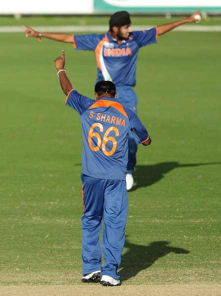 ICC U19 Cricket World Cup 2012 - Semi Final: India v New Zealand