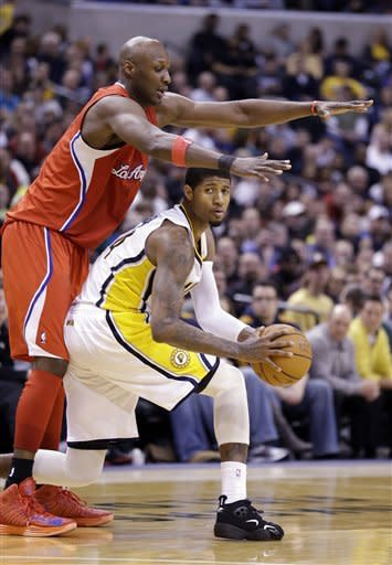 Clippers end Pacers streak with 99-91 win
