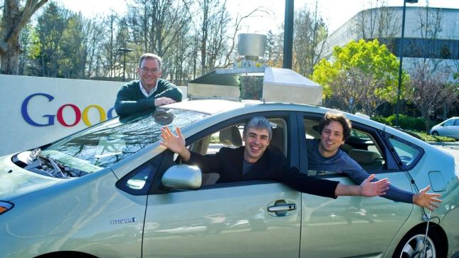 Google's driverless car now permitted on California roadways