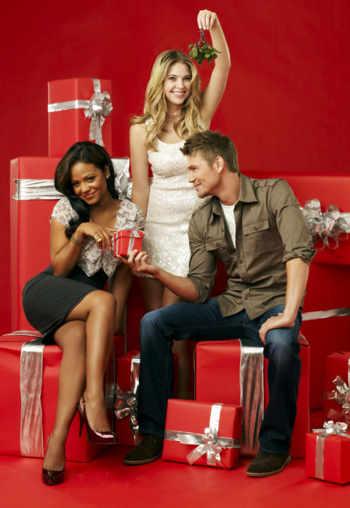 """Christmas Cupid"" on ABC Family Friday, 12/21 at 9am"