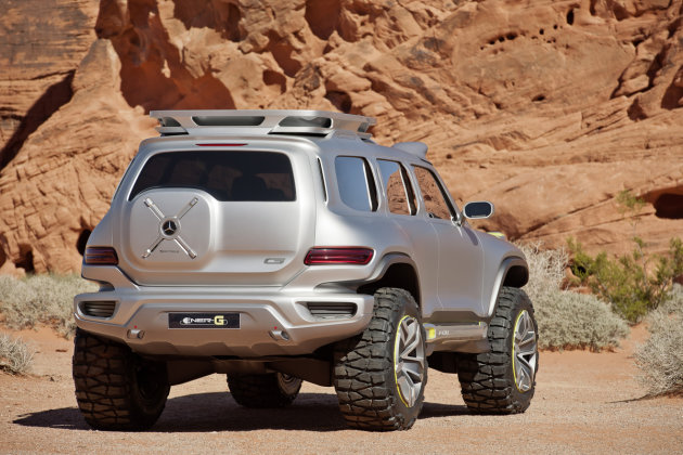 Mercedes Ener-G-Force con&nbsp;&hellip;