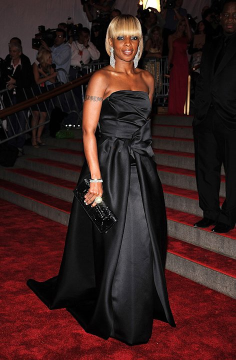 Blige MaryJ The Met Gala