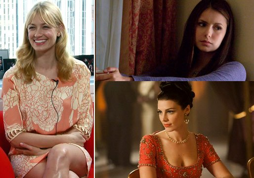 New Spoiler Alert!: Vamp Diaries Scoop! Broke Girls' Big Promotion! Mad Men Controversy!