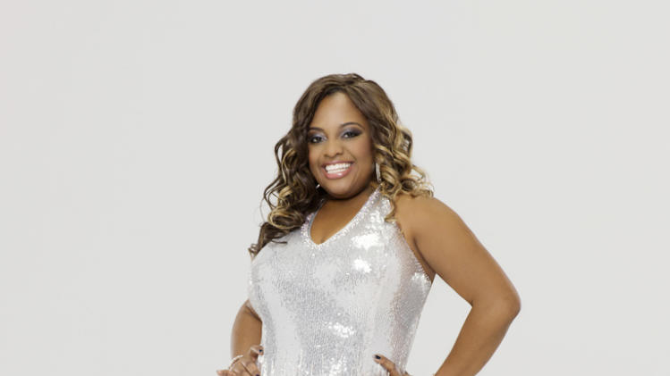 "Sherri Shepherd competes on Season 14 of ""Dancing With the Stars."""