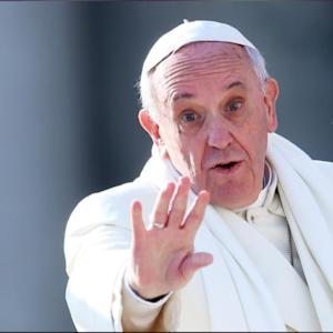 Pope Attacks Mega-salaries, Big Bonuses, In Peace Message