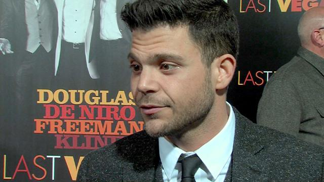 Jerry Ferrara 'Very Happy' To Finally Be Making The 'Entourage' Movie