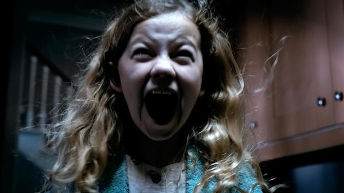 """This film image released by Universal Pictures shows Megan Charpentier in a scene from """"Mama."""" (AP Photo/Universal Pictures)"""