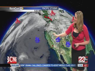 Wednesday: better air quality with warmer temps