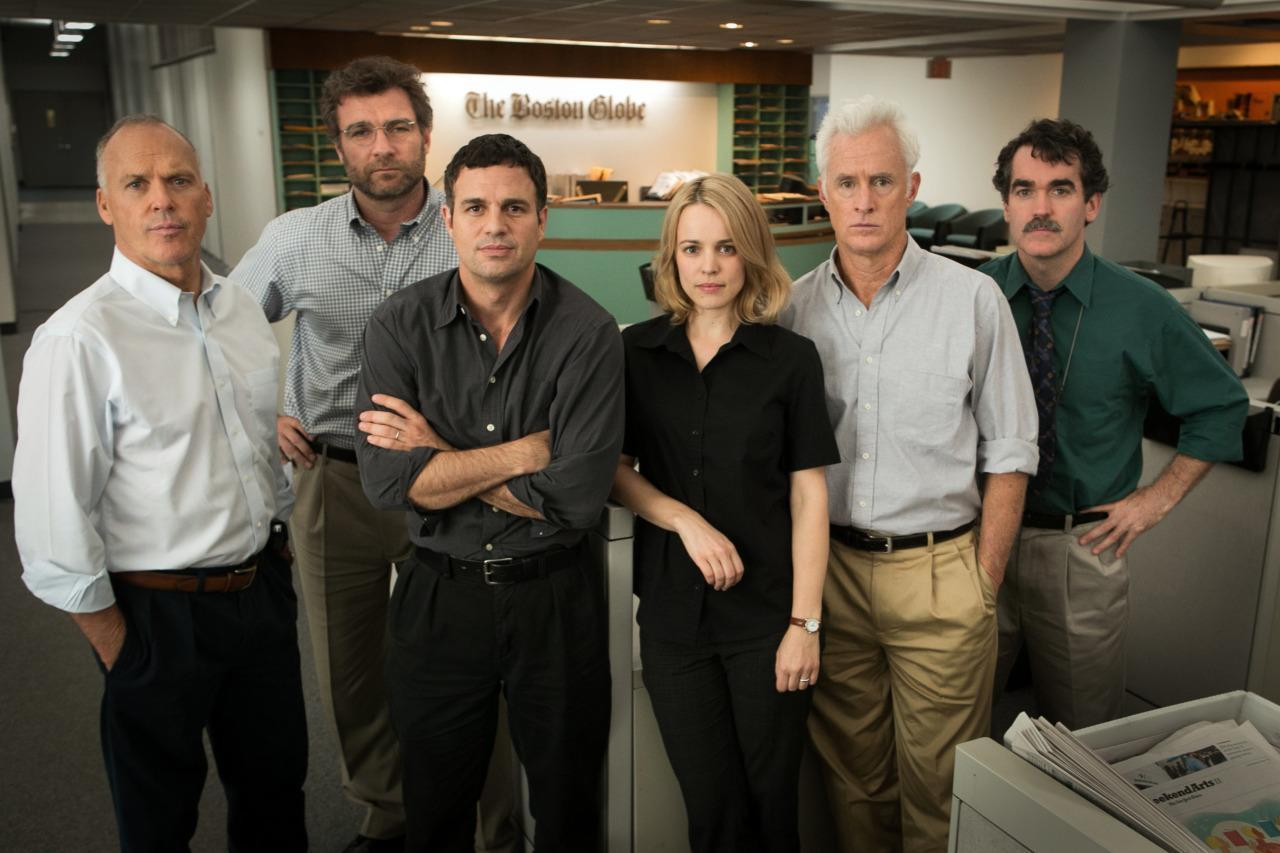 Oscar-Favorite 'Spotlight' Screens at the Vatican for Pope's Sex Abuse Commission