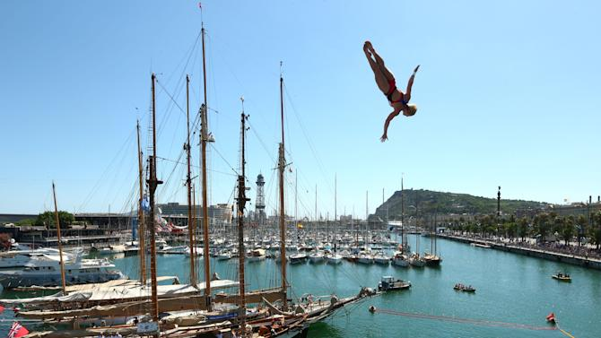 High Diving - 15th FINA World Championships: Day Eleven