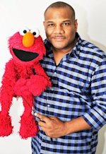 Elmo and Kevin Clash | Photo Credits: Wendell Teodoro/WireImage.com