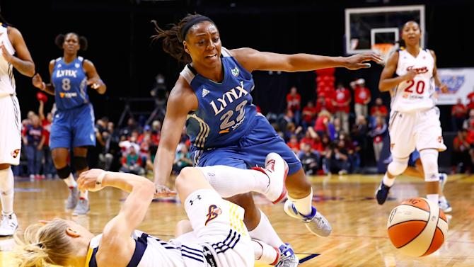 Minnesota Lynx v Indiana Fever - Game Four