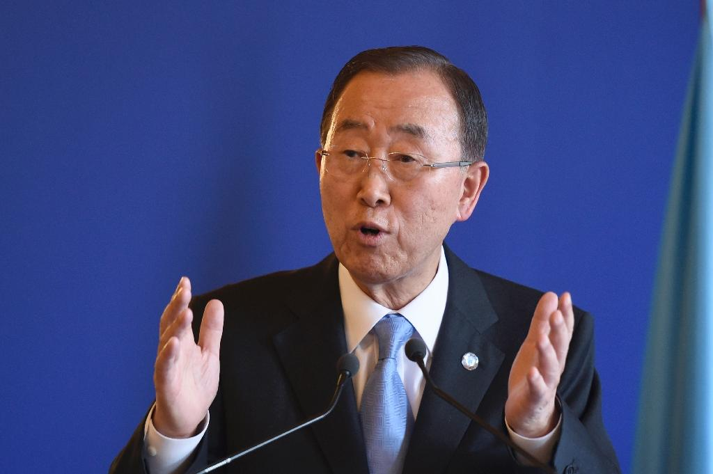 UN haggles over race for Ban's successor
