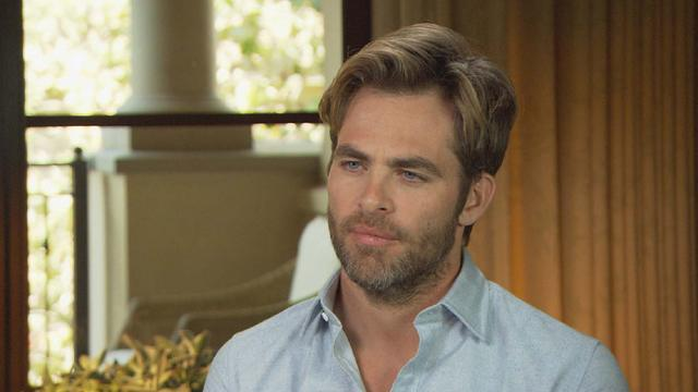 Chris Pine Talks 'Star Trek 3' And Singing For 'Into The Woods'