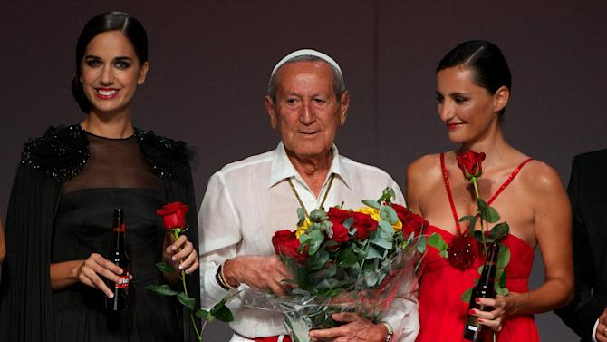 Mercedes Benz Fashion Week Madrid S/S 2013 - Mahou Collection 1960-2012 By Elio Berhanyer