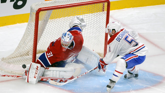 NHL: Montreal Canadiens Intrasquad Scrimmage