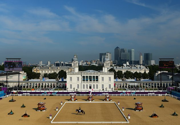 2012 London Paralympics - Day 5 - Equestrian