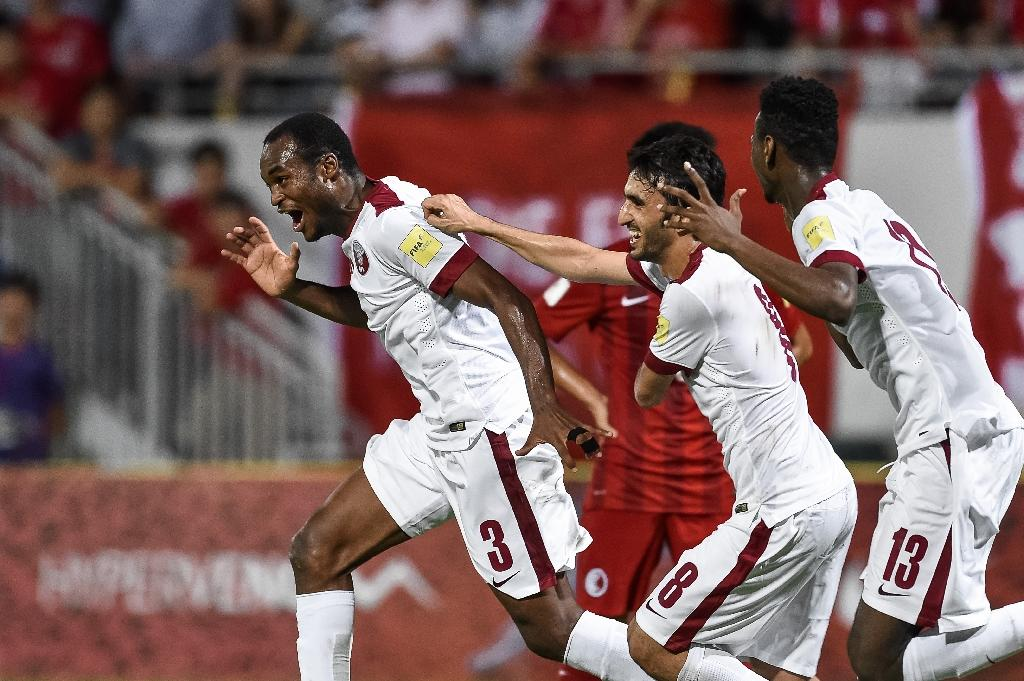 Heat on Qatar, China ahead of World Cup clash