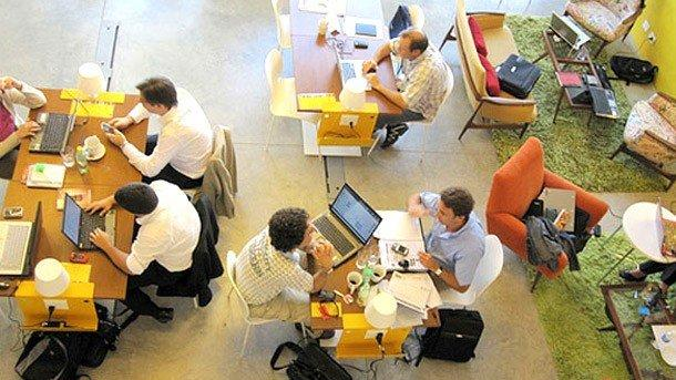 What's the Top Benefit of Co-Working Spaces?