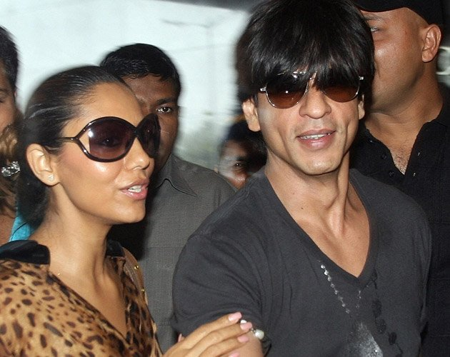 SRK girl&amp;#39;s super- chic IPL outing