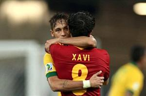 Xavi: Spain wants revenge on Brazil