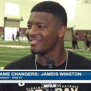 Florida State University quarterback Jameis Winston: 'I haven't changed, I've grown into the role of being a QB'