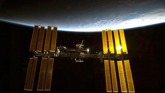 Astronauts Excited For First Yearlong Trip to International Space Station