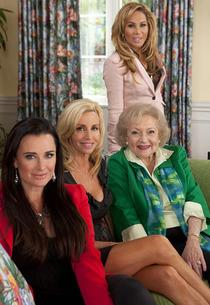 Kyle Richards, Camille Grammer, Betty White, Adrienne Maloof | Photo Credits: Adam Rose/NBC