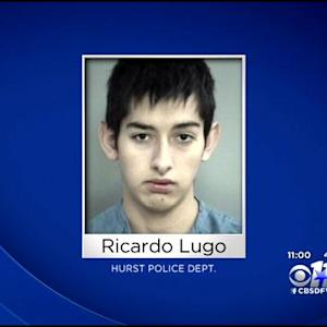 Hurst Teen Charged With Indecency With Child