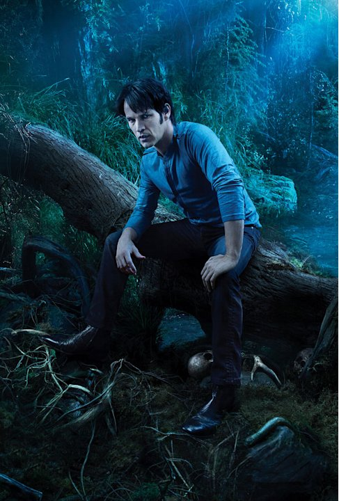 Stephen Moyer stars as Bill Compton in &quot;True Blood.&quot; 