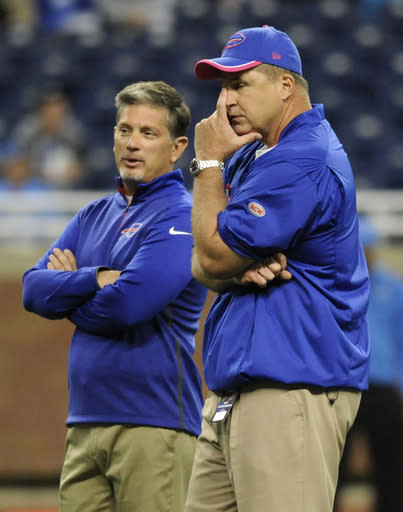 Bills' loss extends playoff drought to 15 seasons