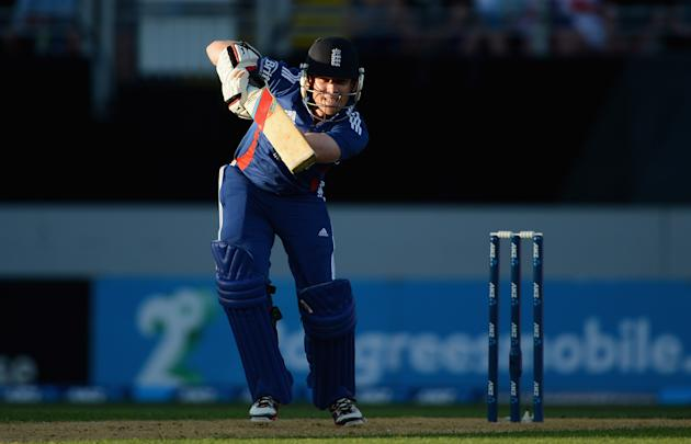 New Zealand v England - 1st T20 International