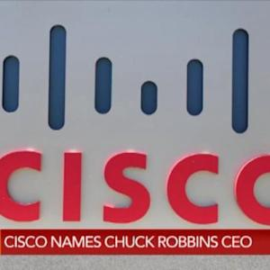 Inside Chuck Robbins Appointment to Be Cisco CEO