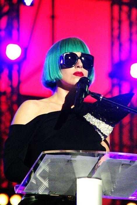 Lady Gaga and Other Stars Who Shaved Their Heads Not for Movie Roles